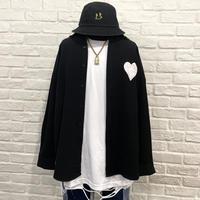 Mismatch NYC/Heart embroidery Shirts