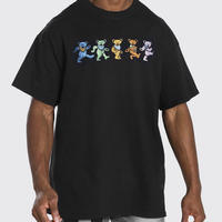 Grateful Dead/Official Tshirts BLACK