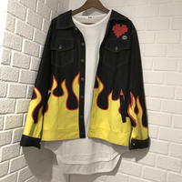 Underated/Flame Jacket