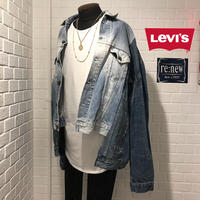 RE NEW/Levis custom denim jacket Ⅲ