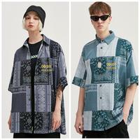 WOSS.official/BANDANA oversize shirts