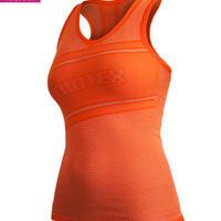 215 Bi-Elastic Women スリーブレス  オレンジ