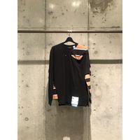 Maison MIHARA YASUHIRO : Damaged L/S T-shirt