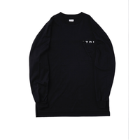 Name. x Sasazuka Bowl LONG SLEEVE PRINT TEE