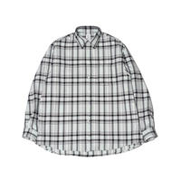 Name. : PLAID OVERSIZED SHIRT