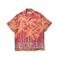WACKOMARIA×MINEDENIM  : Palm tree Hawaiian