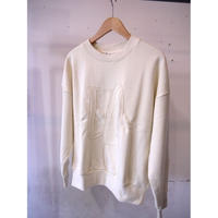 MAINTENANT : OVERSIZED SWEAT STITCHING