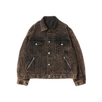 Name. : DENIM TRUCKER JACKET