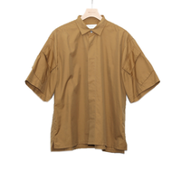 WELLDER : Flap Pocket Short-Sleeve Shirt