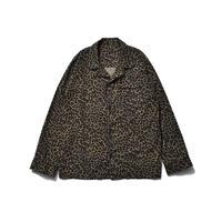 MINEDENIM : Flannel Leopard Pajama