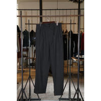 JUHA : BIRTH DAY EXCLUSIVE STRIPE TAPERED CROPPED PANTS