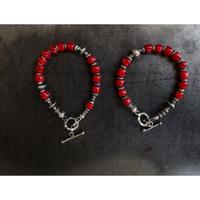 MEL.: Adjust Bracelet(White Heart)