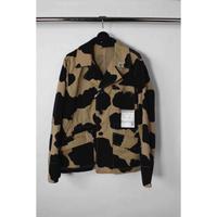 Maison MIHARA YASUHIRO : Cow Print Jacket