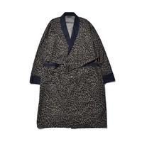 MINEDENIM : Flannel Leopard Gawn