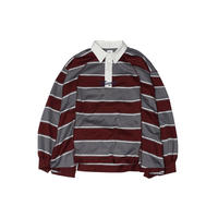 Name. : OVERSIZED L/S RUGBY SHIRT