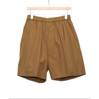 WELLDER : Drawstring Easy Shorts