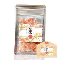 【ハッピーバスソルト】金運(グレープフルーツの香り)縁起物バスソルトで金運アップ!