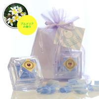 【プチギフト10枚入プルメリアの香り】百貨店限定品が初登場!BIRTHDAY STONE SOAP MALINE mini プチギフト ¥1,700+税