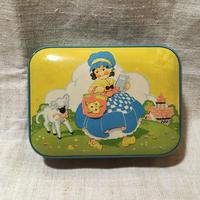 メリーさんの羊缶