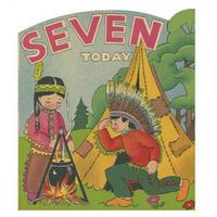 バースデーカード7 インディアン