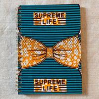 ノート12・Supreme Life(蝶ネクタイ)