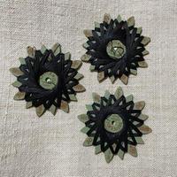 東ドイツのボタン付け糸