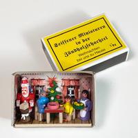 マッチ箱・おうちでクリスマス