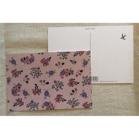 オリジナルポストカード・ゾウとクマ・2枚