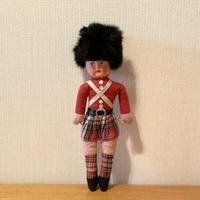 スコットランドの男の子