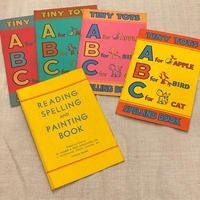 イギリスの読み書き練習帳