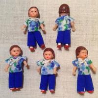 ARI 16・花柄シャツの子mini