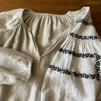 ウクライナ民族衣装12 (ミレジュカ黒)