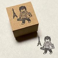 ねづねこスタンプ・パリ