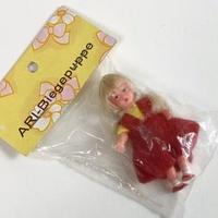 ARI ミニ赤スカート