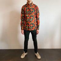 フラワーシャツ1