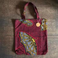 アフリカンプリントバッグS 1 ・VLISCO傘と靴