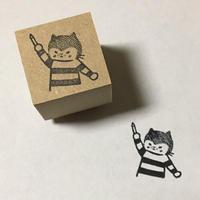 ねづねこスタンプ・えんぴつ2
