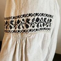 ウクライナ民族衣装11 (黒)