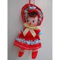 文化人形ミニ