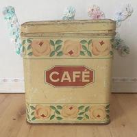 ショコラムニエ ローズティン缶 CAFE