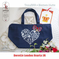 Sweetie London Hearts 3R