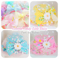 Colorful Candy Little Daisy お帽子&チョーカー