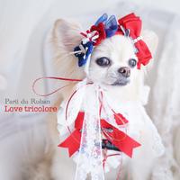 Love tricolore カチューシャ