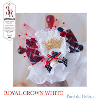 ROYAL  CROWN WHITE