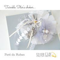 Twinkle Star's silver GLAY チョーカー