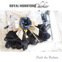 ROYAL MONNTONE CHOKER