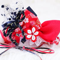 オーダーアイテム Wa. Ruban 赤黒
