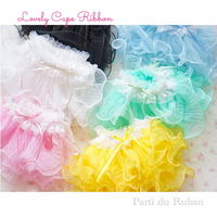 dressup Lovey Cape Ribbon