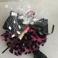 Halloween pink lip