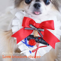 Love tricolore  Ruban's Heart